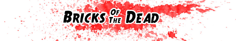 Bricks of the Dead: A LEGO Webcomic About Life, Death, Love, and Zombies... Mostly Zombies