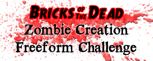 Zombie Creation Freeform Challenge