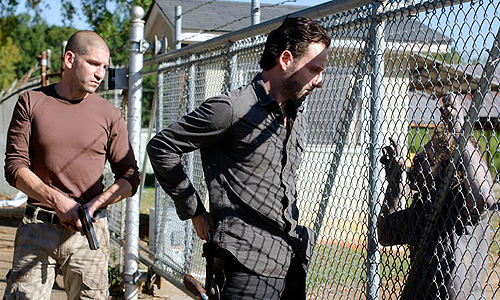 The Walking Dead: Miles Out