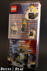 LEGO Rock Band Set