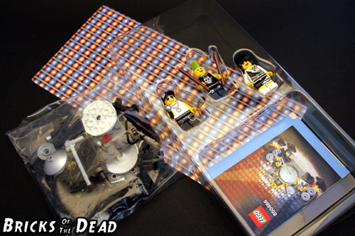 LEGO Rock Band packaging