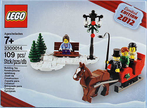 2012 Holiday Bonus Set