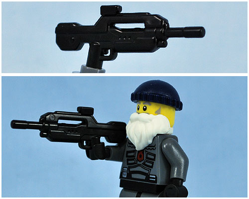 BrickArms' XBR4