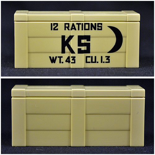 The BrickArms Rations Crate