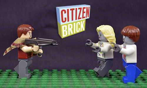 Citizen Brick's 2013 Zombie Items