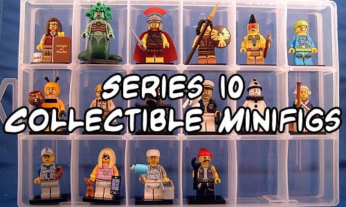 LEGO Collectible Minifigs Series 10
