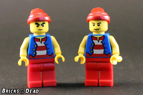 Pirate Minifig Pack