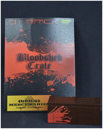 BrickArms' Bloodshed Crate