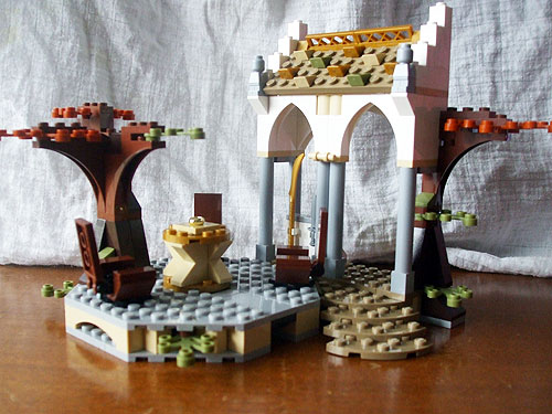LEGO Set Review: The Council of Elrond