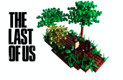 The Last of Us - A LEGO Zombie Creation