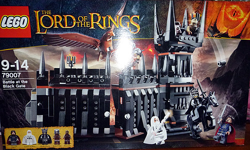 LEGO Lord of the Rings - Battle at the Black Gate