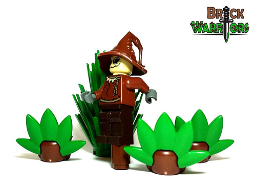 BrickWarriors Accessories