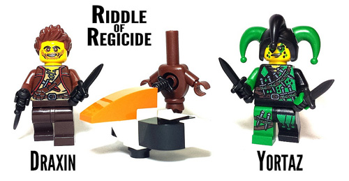 The Riddle of Regicide