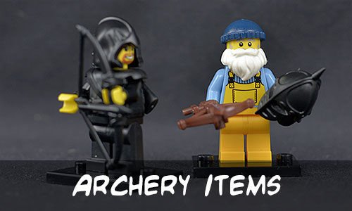 BrickWarriors Archery Items