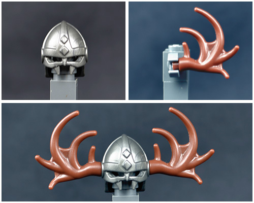BrickWarriors Viking Helmet