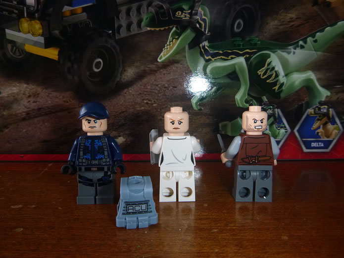 The Minifigs