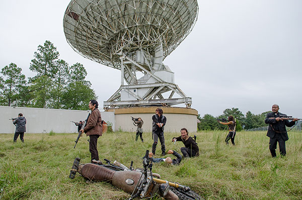 The Walking Dead Review: Episode 612 - Not Yet Tomorrow