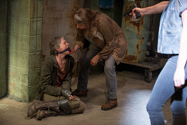 The Walking Dead Review - Episode 613 - The Same Boat