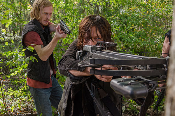 The Walking Dead Review - Episode 615 - East