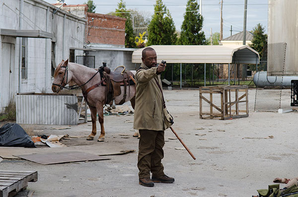 The Walking Dead Review - Episode 616 - Last Day on Earth