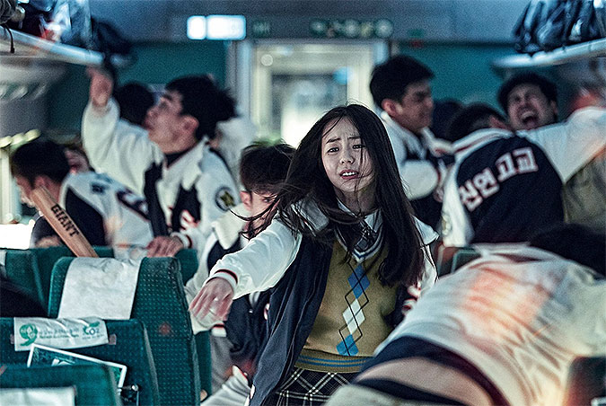 Zombie Movie Review- Train to Busan