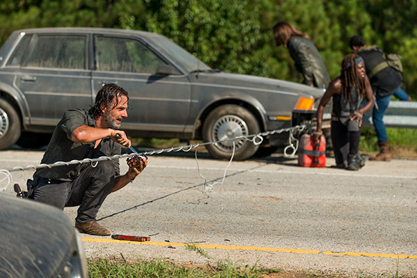 The Walking Dead - Rock in the Road Review