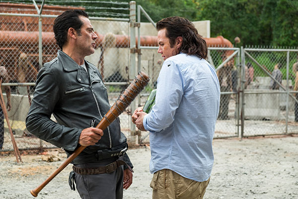 The Walking Dead Review - Hostiles and Calamities