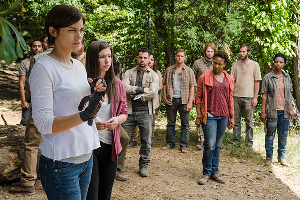 The Walking Dead Review - The Other Side
