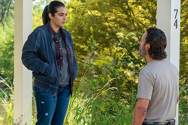 The Walking Dead Review - Say Yes